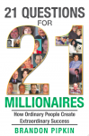 Book Recommendation-21 Questions for 21 Millionaires