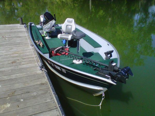 Becoming a millionaire while working 2 one million in for Trolling motor for 18 foot boat
