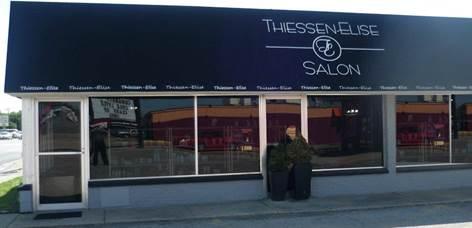 Hairdressers Exterior