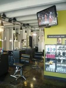 Hairdressers Interior 1