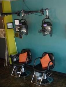 Hairdressers Interior 3