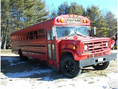 The $350 shool bus